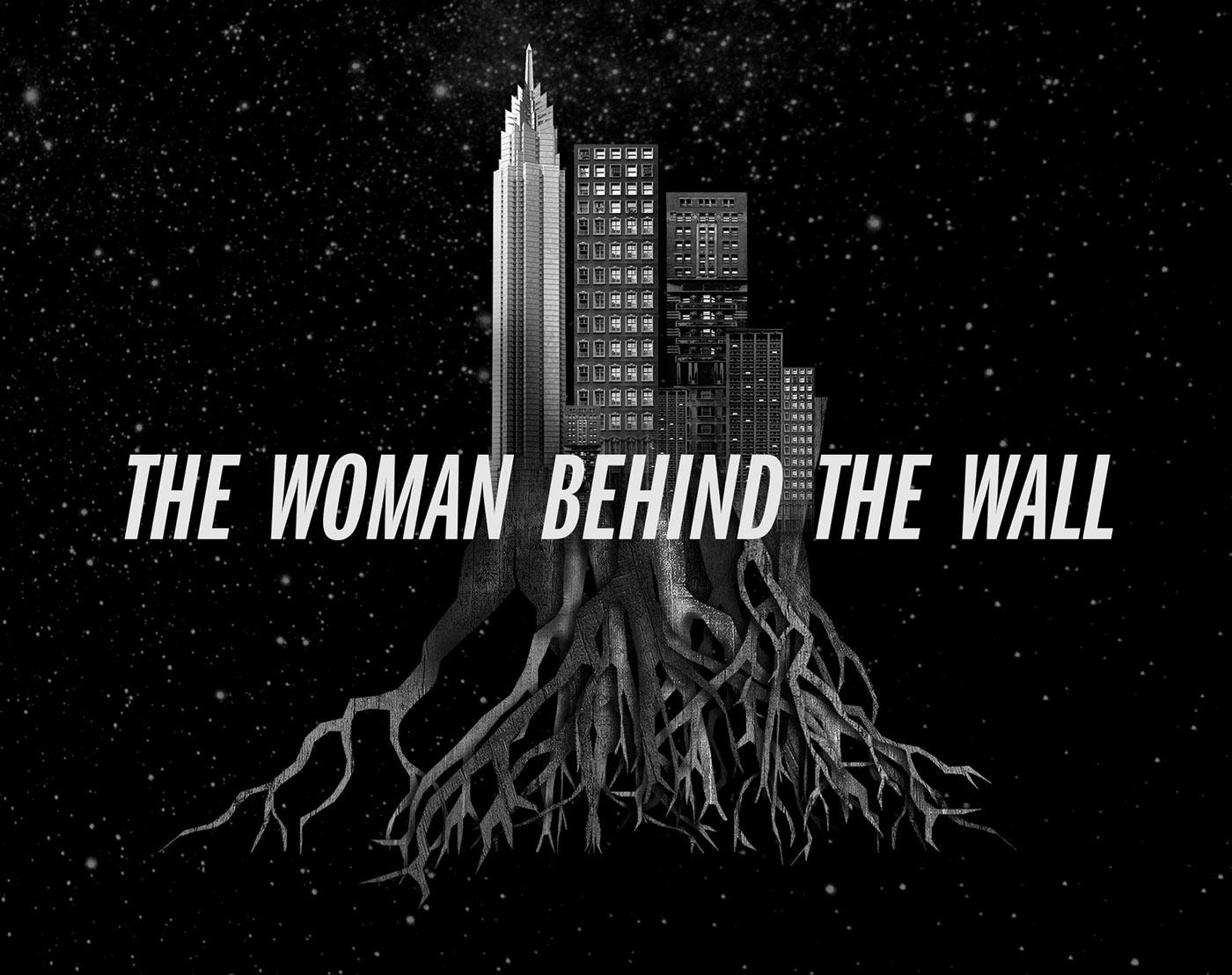 the woman behind the wall – studiobema